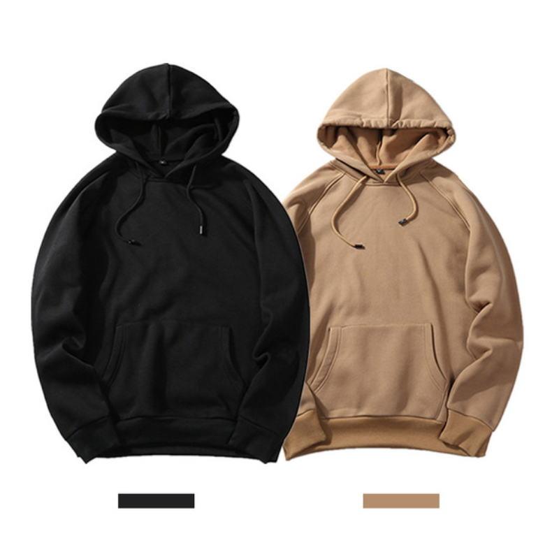 Модные брендовые мужские толстовки 2019 весенне-осенний набор одежды для мальчиков, повседневные кофты с капюшоном для мужчин, Цвет толстовк...