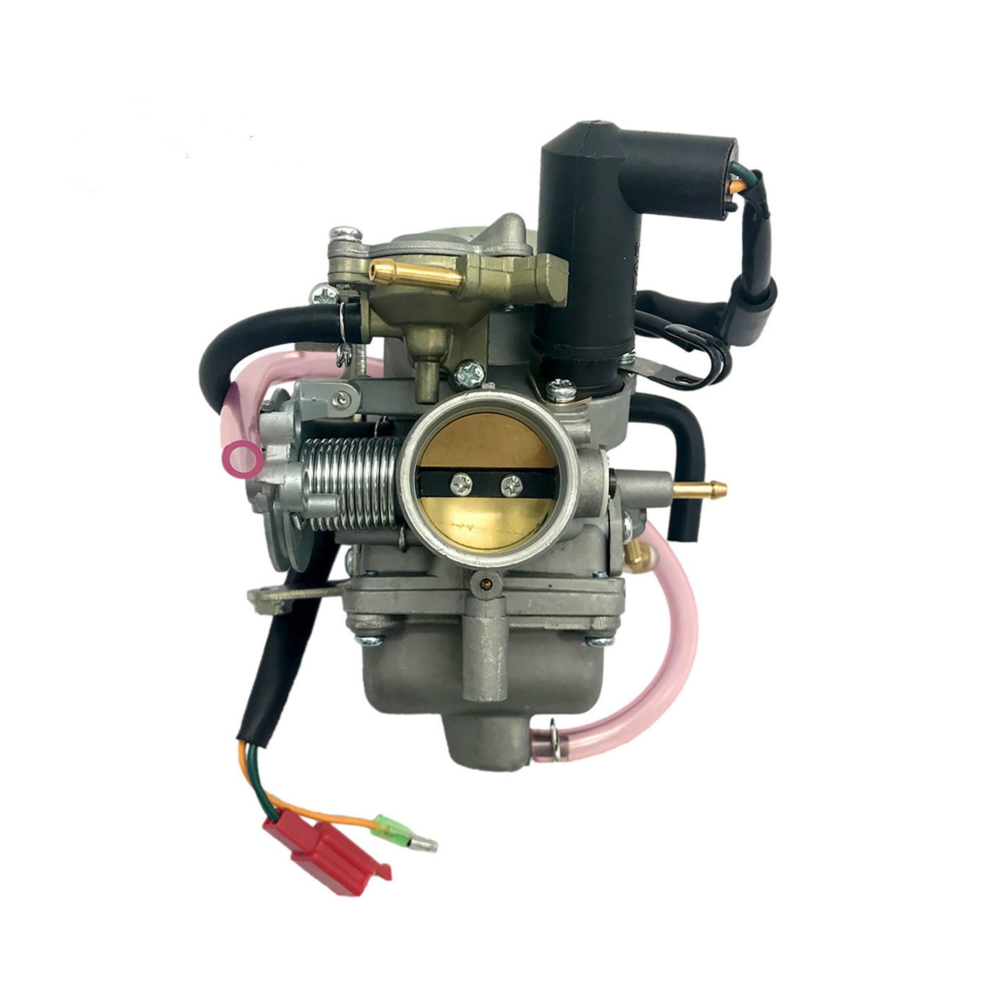 30MM W/eléctrico pd30j carburador para Honda Helix CN 250 CN250 GY6 150cc Carter Dazon JCL Kinroad 250cc 300cc CF250cc ATV Go Kart