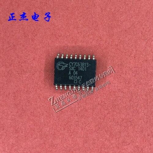 100% New&Original   CY7C63813-SXC   SOP18   IC