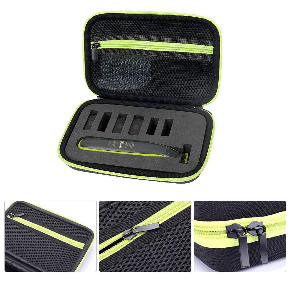 2020 Новинка бритва чехол для переноски дорожная сумка противоударный EVA Бритва держатель для бритвы сумка для хранения для Philips One Blade просто ...