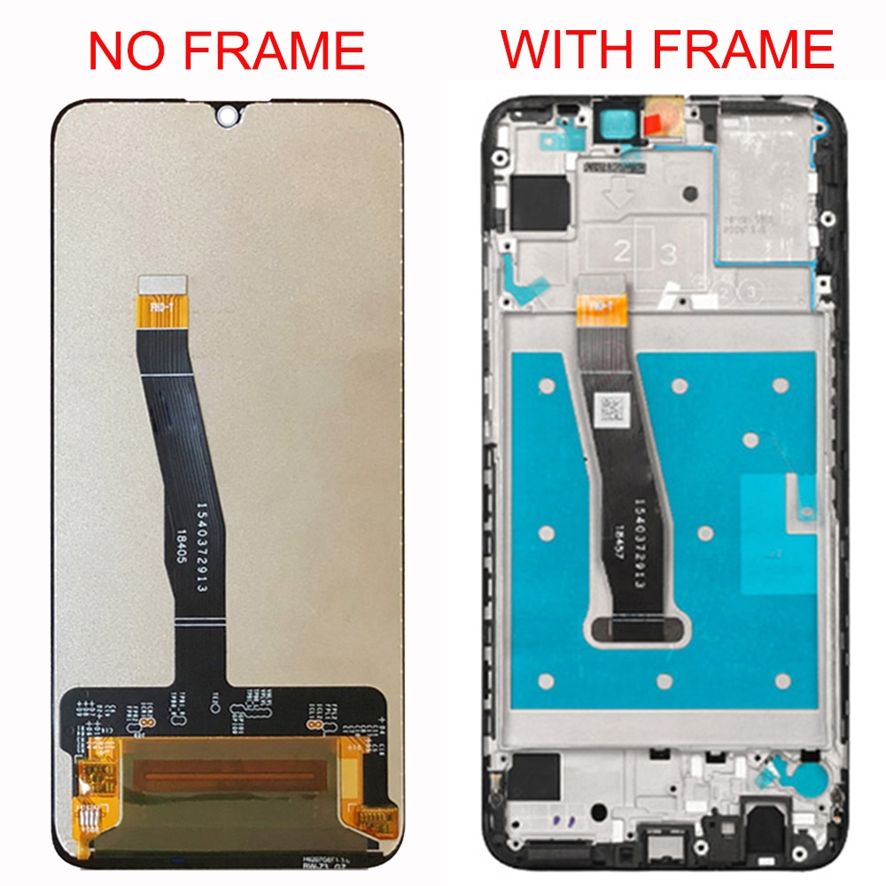 AAA Quality LCD For Huawei P Smart 2019 LCD With Frame LCD Screen Display For P Smart 2019 LCD Screen POT-LX1 L21 LX3 enlarge