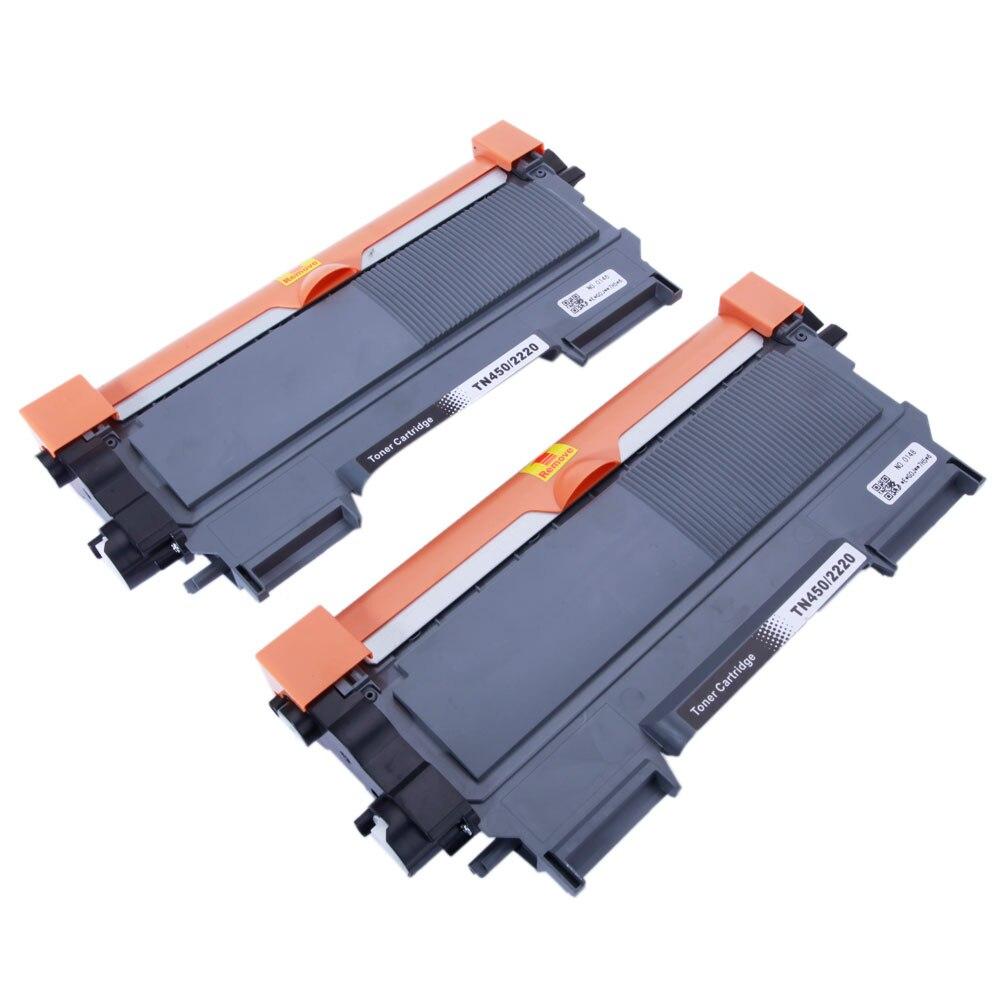 2pcs TN420 Toner Cartridge for Brother