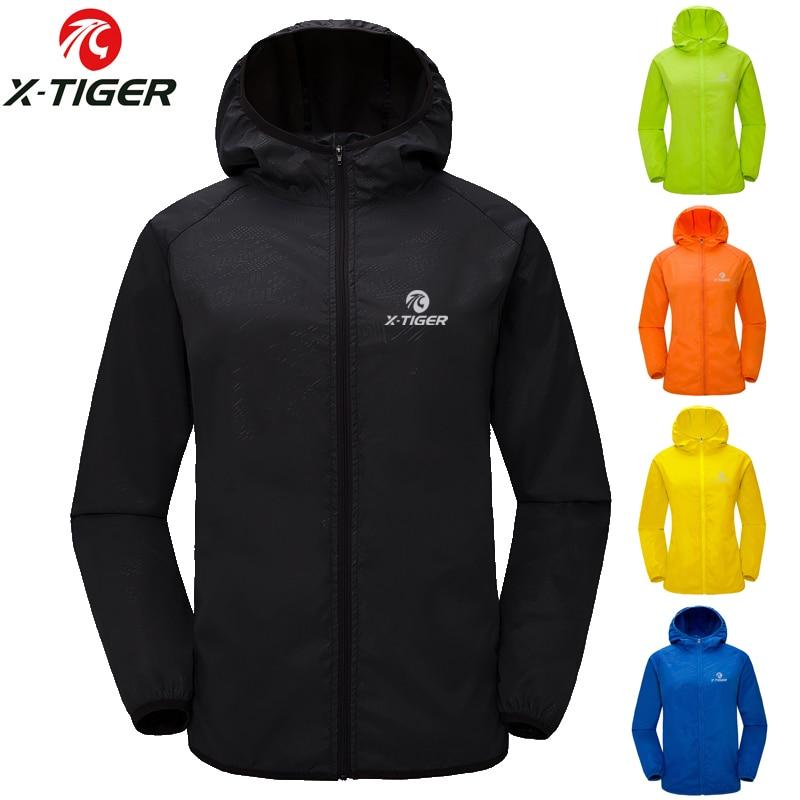 X-TIGER 10 colores MTB ciclismo Jersey multifunción chaqueta de lluvia impermeable a prueba de viento TPU impermeable bicicleta equipo ropa