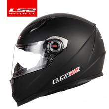 Casque de moto rcycle visage complet   LS2 FF358, moto ls2 samourai, cross racing homme femme, casco moto casque LS2 ECE, sans pompe approuvé