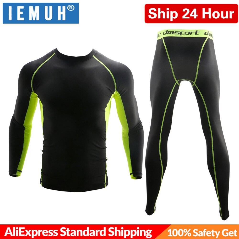 Hombres Long Johns nuevo Conjuntos de ropa interior térmica de Invierno Caliente secado rápido masculino Fitness Antimicrobial Stretch hombres ropa interior térmica regalo