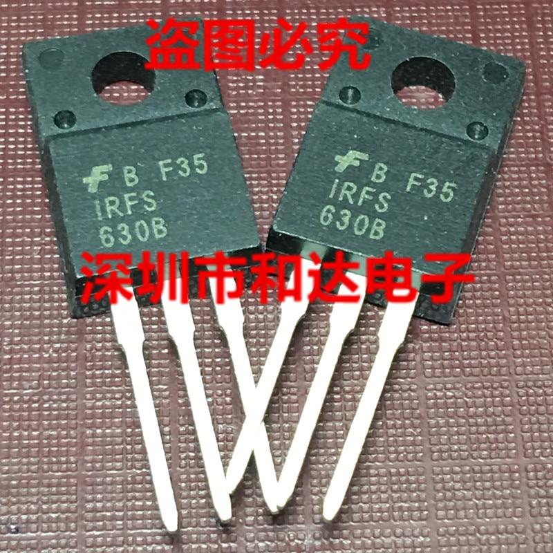 5pcs IRFS630B TO-220F