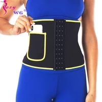 sexywg waist trimmer belt sweat wrap tummy toner low back and lumbar support with sauna suit effect best abdominal trainer