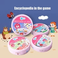 children puzzle coloring books improve concentration early education toy for children kids art thinking training relieve stress