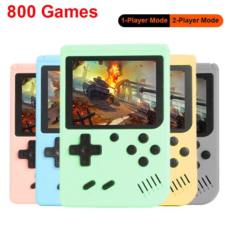 Mini Handheld Video Game Console For Children Portable Brick Games Consoles Arcade Games For Boy Games Player