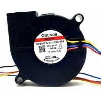 5015 Blower Fan 3D Printer for Sunon MF50152VX-1L01C-Q99 MF50152VX-1L01C-s99 DC 24v 1.95W PWM Cooling Fan 50*15MM