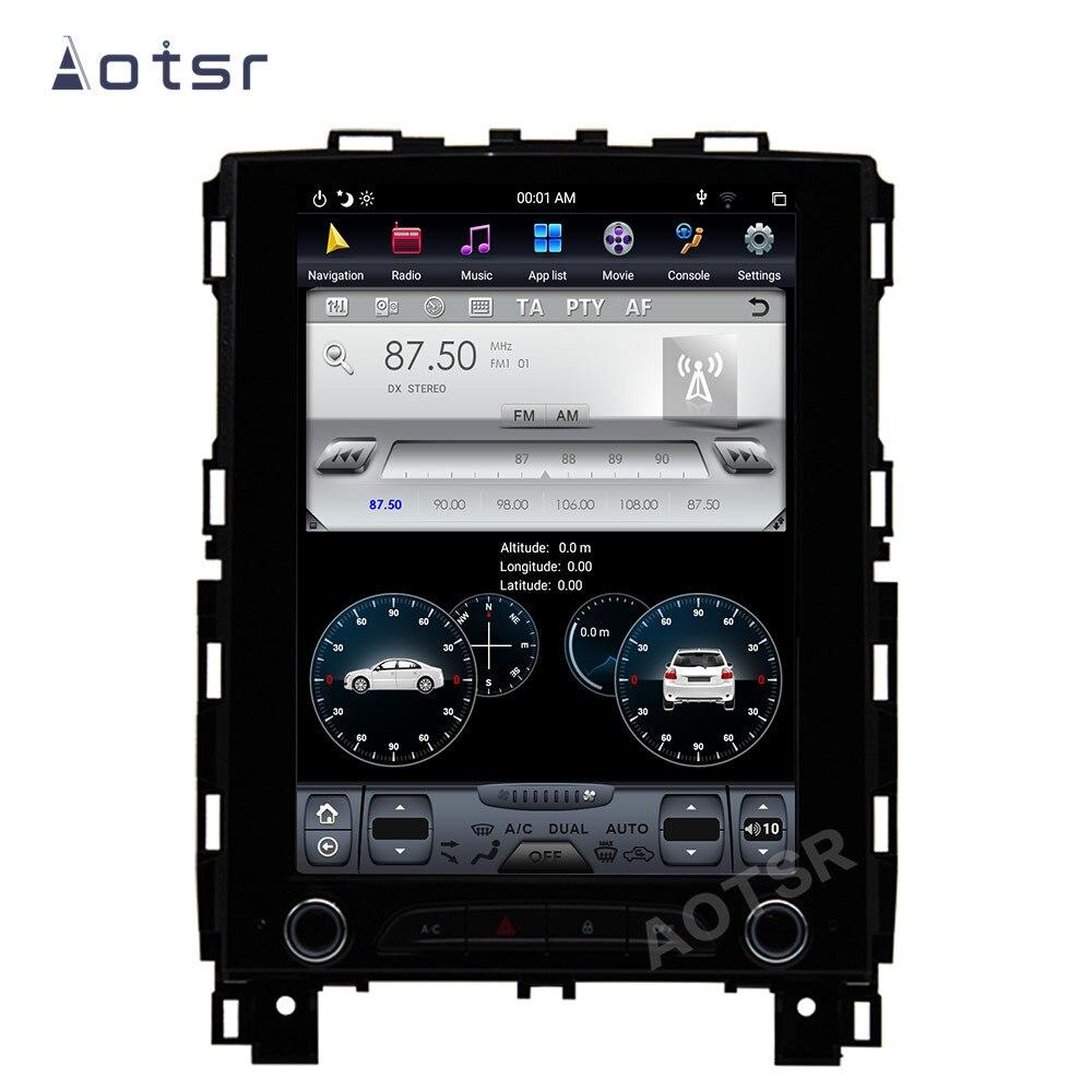 Rádio do carro do andróide 9 do ruído de aotsr 2 coche para renault koleos 2016 - 2019 jogador multimídia do carro navegação gps carplay dsp autoradio
