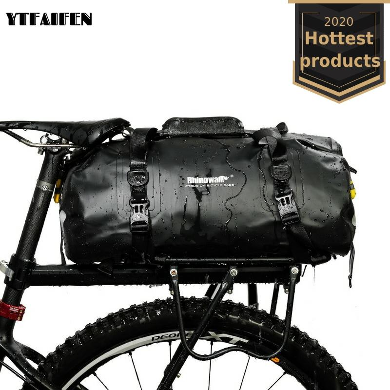 Sac de vélo multifonctionnel étanche étagère arrière Pack 20L sac de Fitness sac de voyage en plein air équitation équipement de sport sac à dos