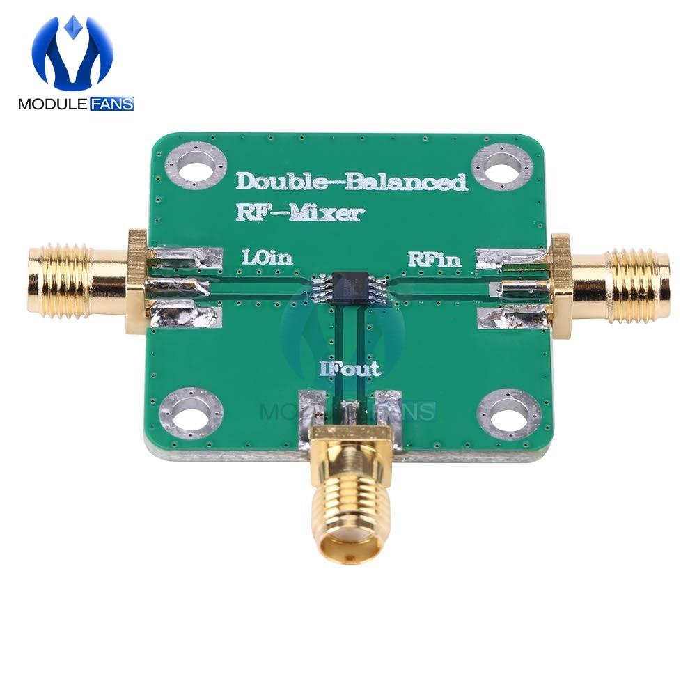 Микроволновая связь частота двойной сбалансированный rf миксер преобразователя частоты SMA типа «мама» дифференциальный цепи сигнала в том случае, если фильтр
