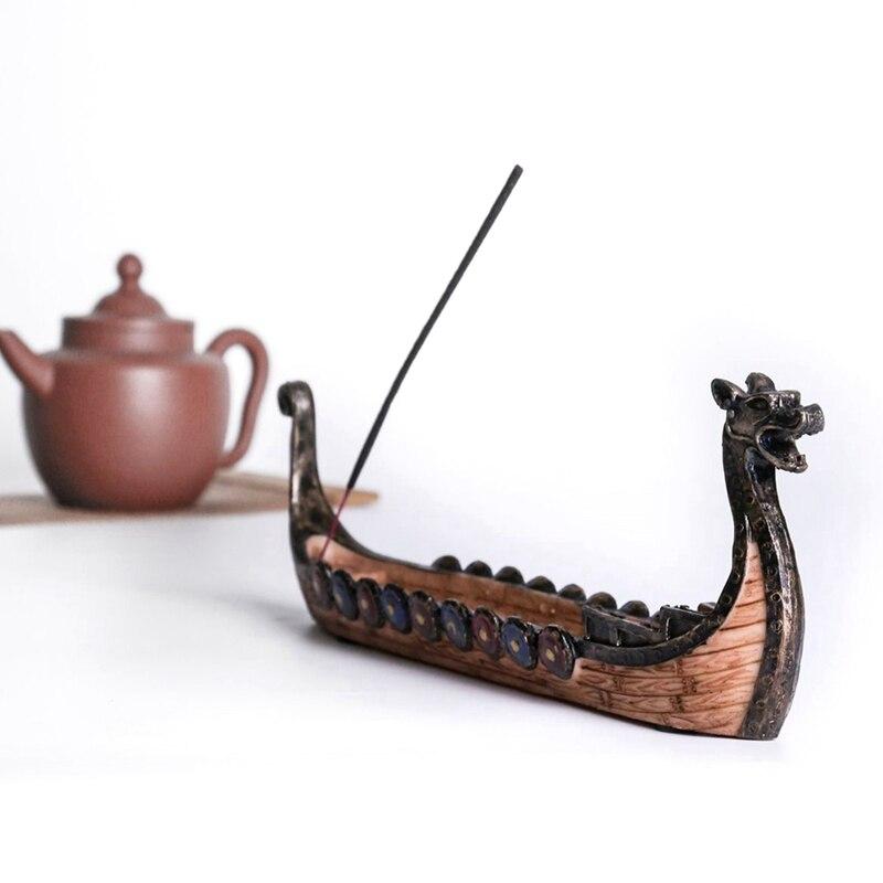 Estatuilla de dragón de resina Ultra realista para manualidades en miniatura modelo de adornos chinos tradicionales para decoración de escritorio del hogar