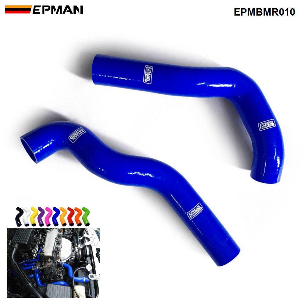 Силиконовый воздухозаборник Intercoole Turbo для BMW E36 M3/325/328 92-99 (2 шт.) EPMBMR010