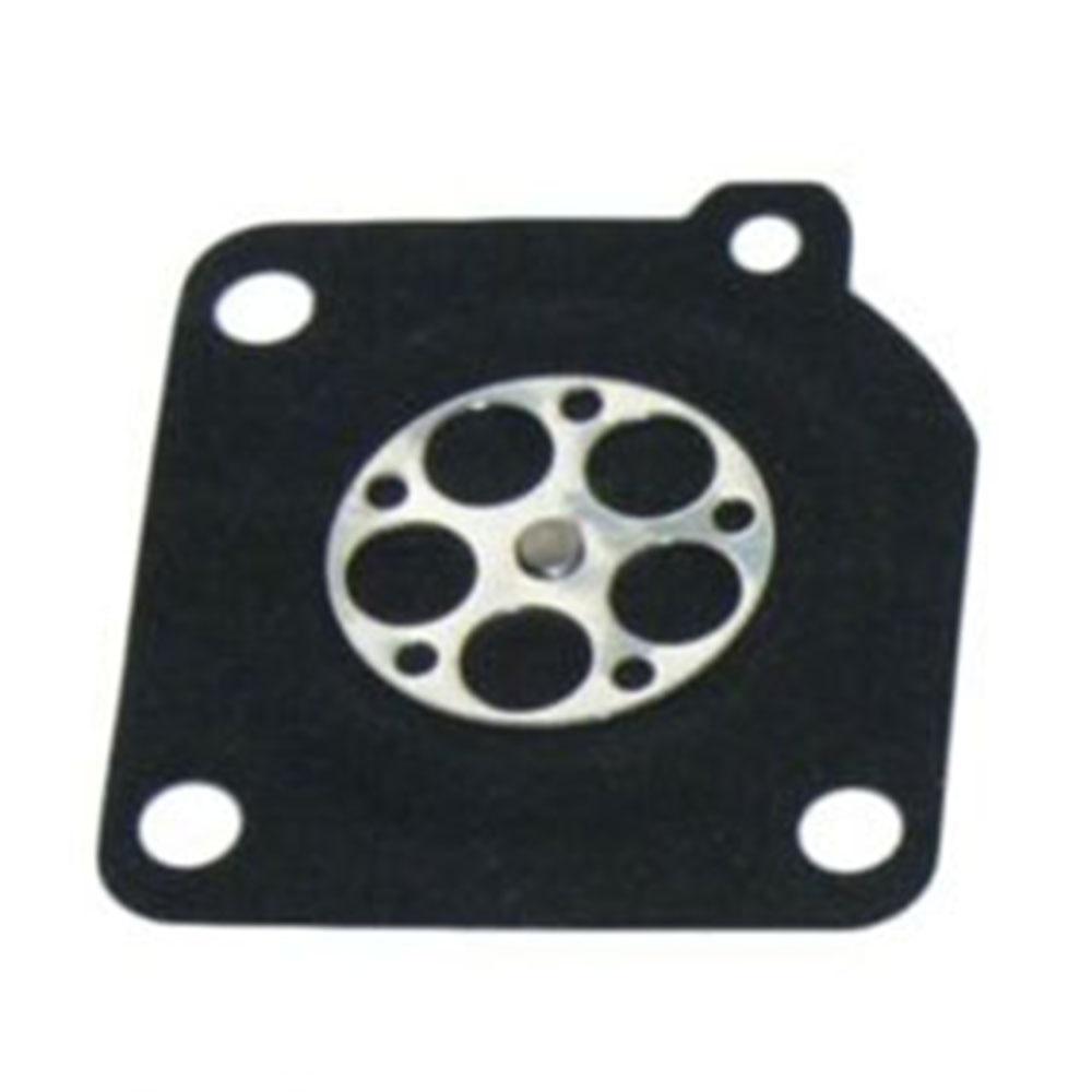 Metal Diaphragm Black Outdoor Power Equipment String Trimmer Parts Accs Kit