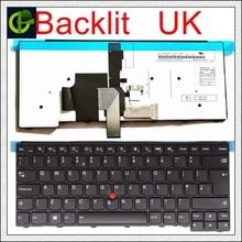 Anglais BRITANNIQUE Rétro-Éclairé Clavier pour lenovo ThinkPad L440 L450 L460 L470 T431S T440 T440P T440S T450 T450S e440 e431S T460 ordinateur portable