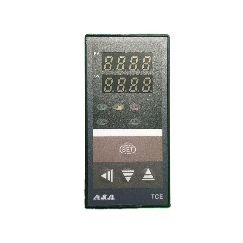 A & A TCE-6131P medidor inteligente TCE-6181P medidor de Control de temperatura inteligente corto TCG-6131P