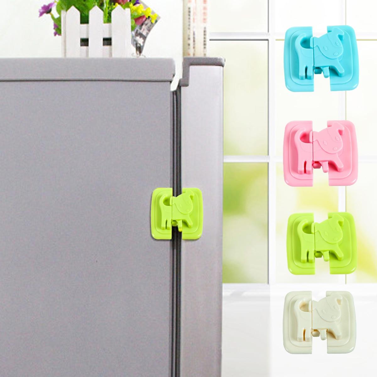 2 шт., блокираторы дверей холодильника