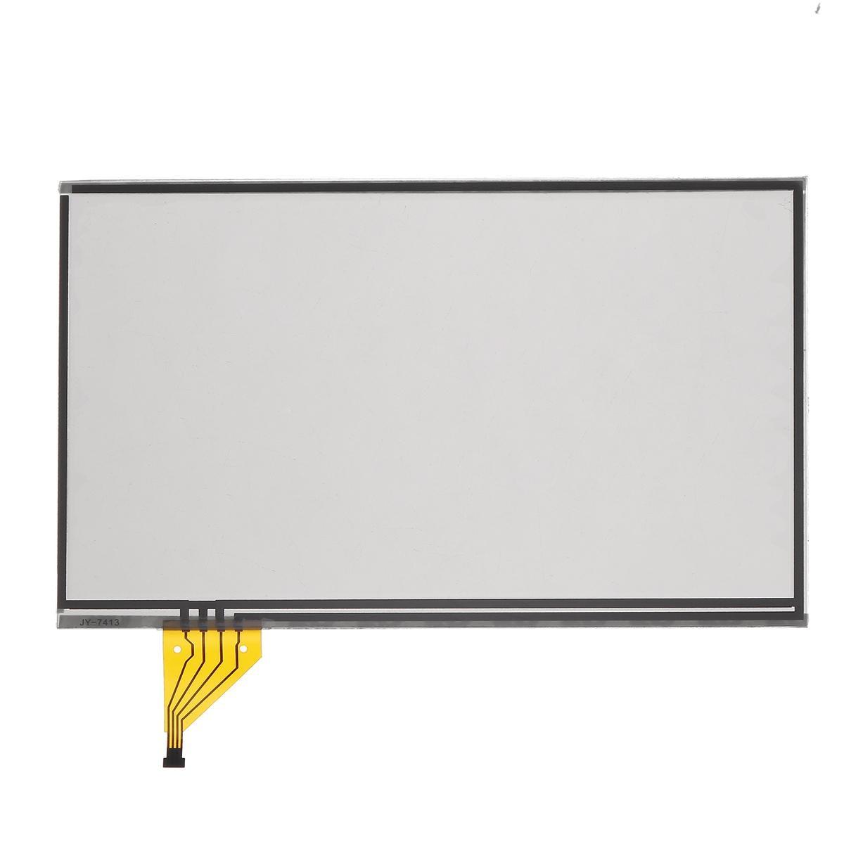LTA070B512F LTA070B511F LTA070B512F, pantalla táctil de navegación, lente digitalizadora de cristal, pantalla táctil para Lexus para Toyota Prius MDF