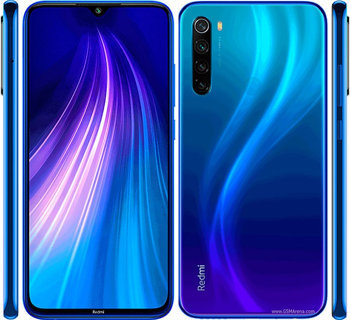 celular Xiaomi Redmi Note 8 smartphone Snapdragon 665 48MP 4000mAh 18W Fast Charge enlarge