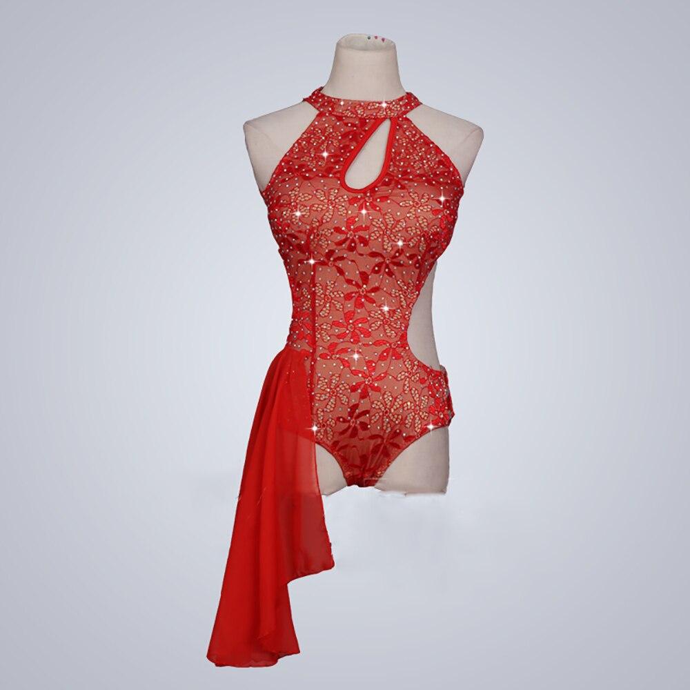 Traje de baile Oriental de Trajes de baile latino, trajes de baile de Carnaval Trajes de baile latino # LD210