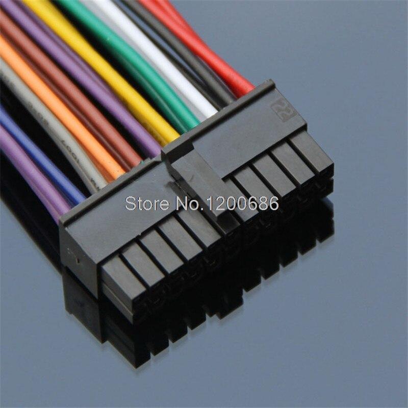 22PIN18AWG 30CM 5557 Micro-ajuste 4,2 Mini-ajuste Jr. Carcasa del receptáculo 2x11pin 39012220 22 pin floral 4,2 2 * 11pin 22 p arnés de cables