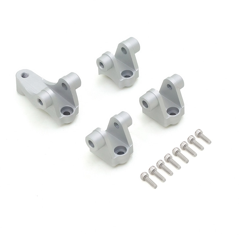 for 1/10 RC Car 8227 TRX4 Metal Axle Mount Suspension Links Stand Base for 1/10 RC Car 8227 enlarge