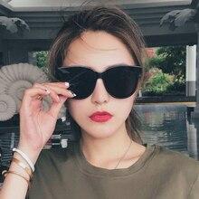 Retro Brand Designer Cat Eye Sunglasses Women Luxury Plastic Sun Glasses Classic Vintage Men Outdoor