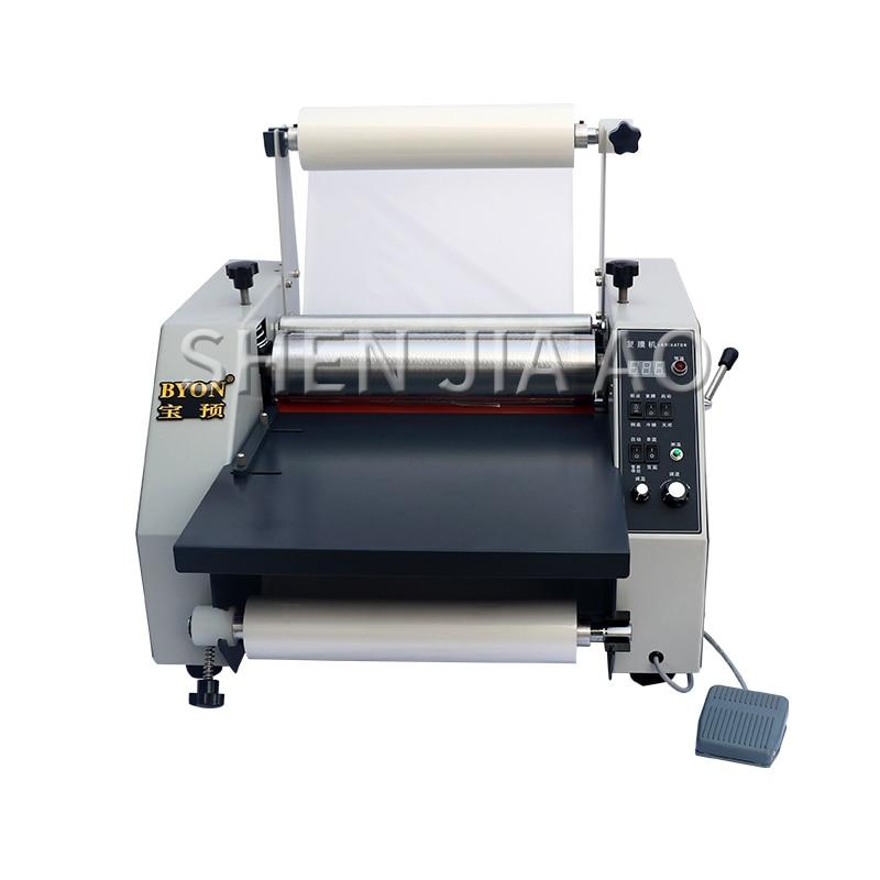 آلة تصفيح الفولاذ V350 ، آلة تصفيح الأسطوانة الفولاذية الساخنة والباردة ، آلة تصفيح أوتوماتيكية <340 مللي متر