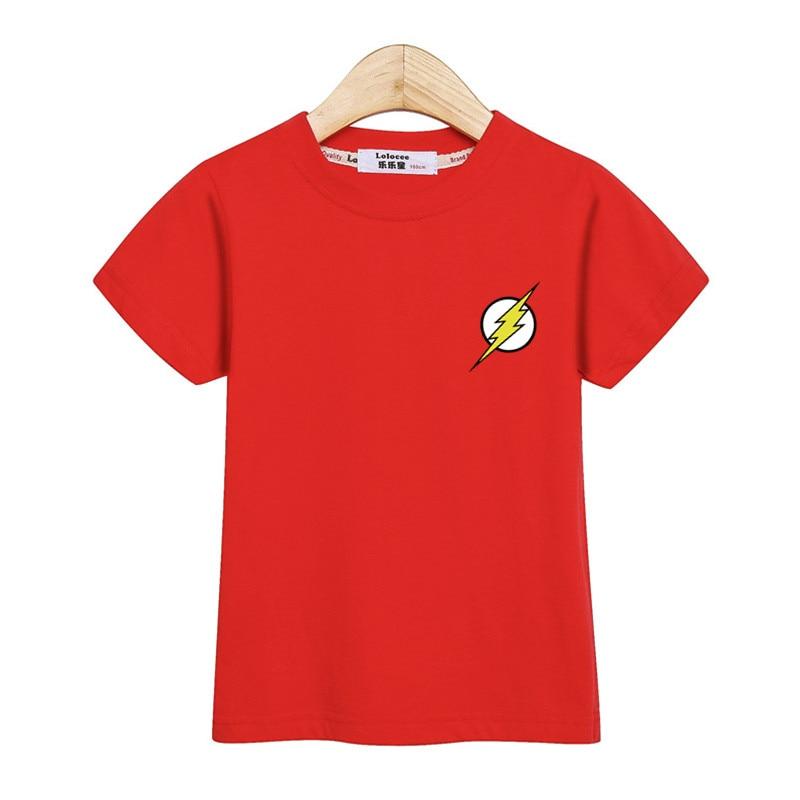 Camiseta de manga corta con logo de héroe para niño de verano, camiseta a la moda para niños, Camiseta de algodón 100%, camiseta informal para niños