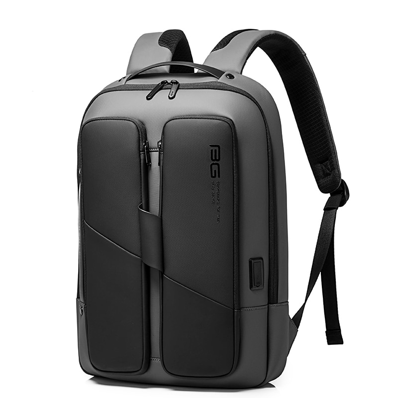 Men Backpack Laptop 15.6 Inch Business Travel Backpacks with Charging Anti-Theft School Bag Notebook Mochila Rucksack