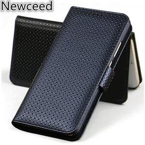 Genuine leather wallet flip case card slot holder cases for Xiaomi Poco M3/Xiaomi Poco M2/Xiaomi Poco X3 NFC phone bags case