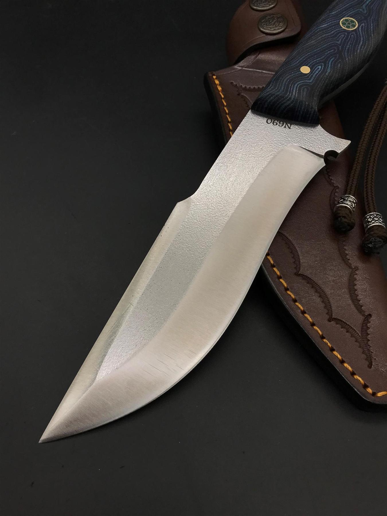 BOHLER N690 Camping Knife BB04-3 enlarge