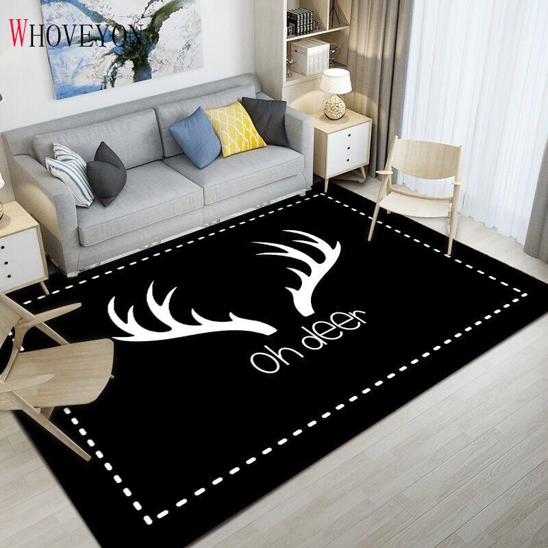 Alfombra para dormitorio y pie de cama de marca Tide, alfombra rosa de felpa para el suelo, alfombra para el dormitorio, almohadilla de juguete para niños, alfombra para la sala de estar, Tatami europeo