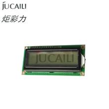 Jucaili Printer Hoson Board Scherm Voor Epson Xp600/DX5/DX7 Printkop Voor Xuli Allwin Human Printer Monitor screen