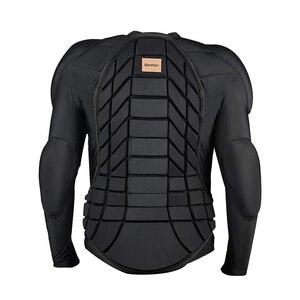 Спортивные рубашки BenKen для катания на лыжах, с защитой от столкновений, ультра-светильник, защитное снаряжение для занятий спортом на откры...
