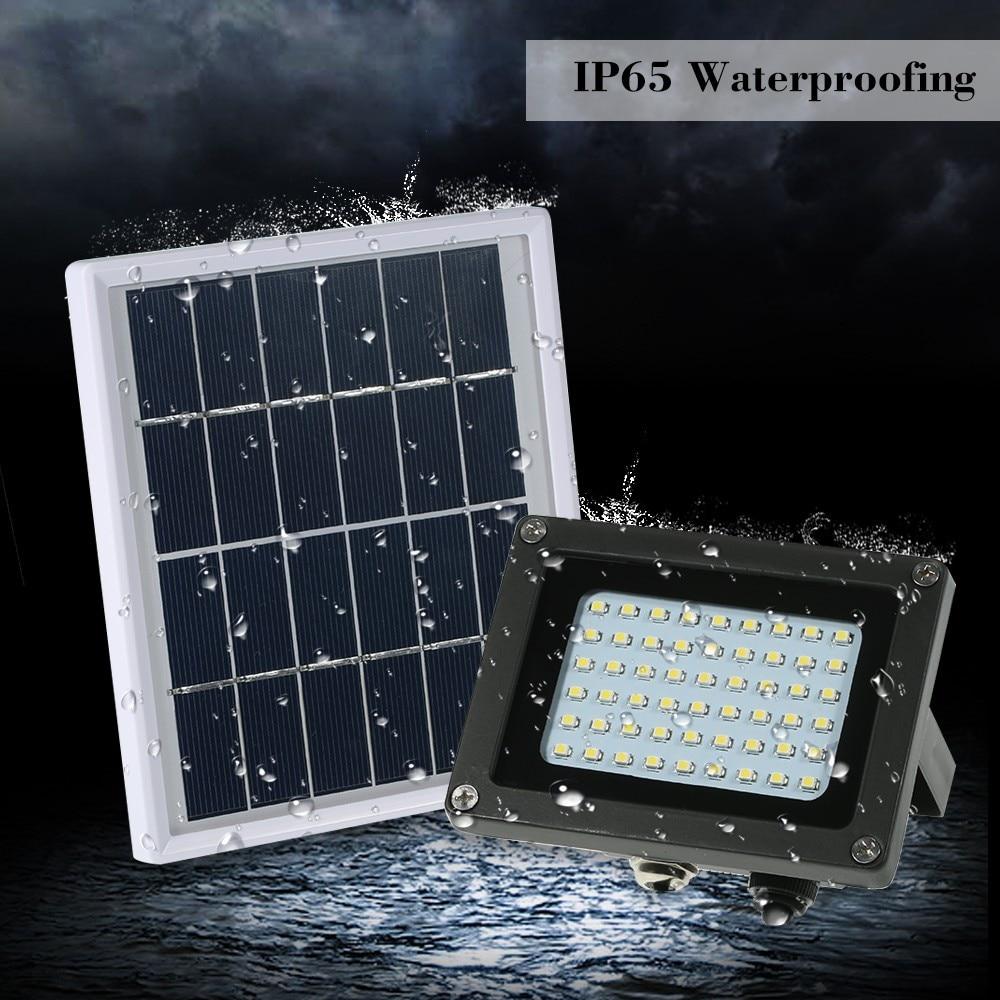 ip65 a prova dwaterproof agua 54 diodo emissor de luz solar smd painel solar led