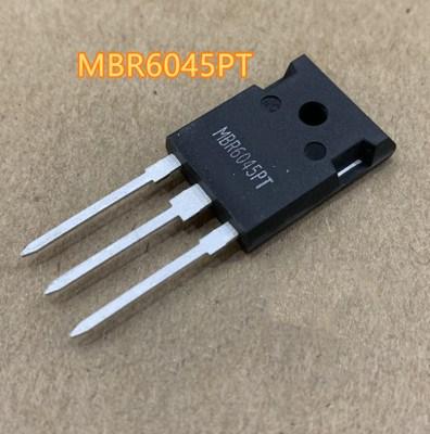 1 unids/lote MBR6045PT-247 45V 60A en Stock