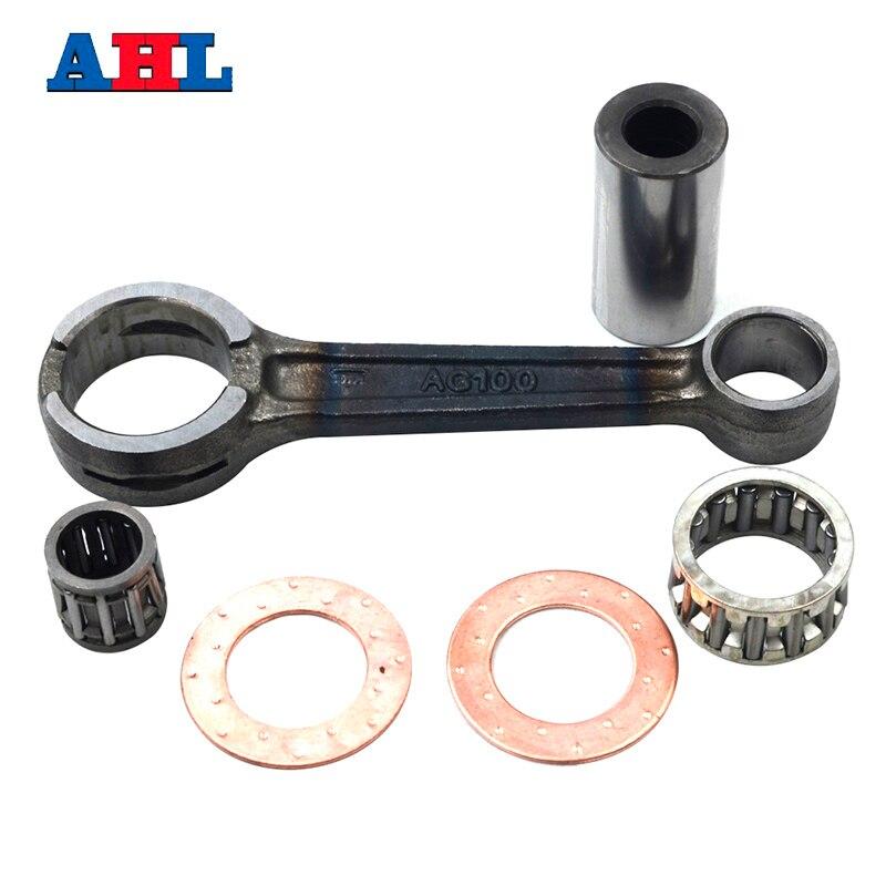 Motorcycle Engine Parts Connecting Rod For SUZUKI AG100 Address V100 1991 1992 1993 1994 1995 1996 - 2000 AH100 Address 100 1994