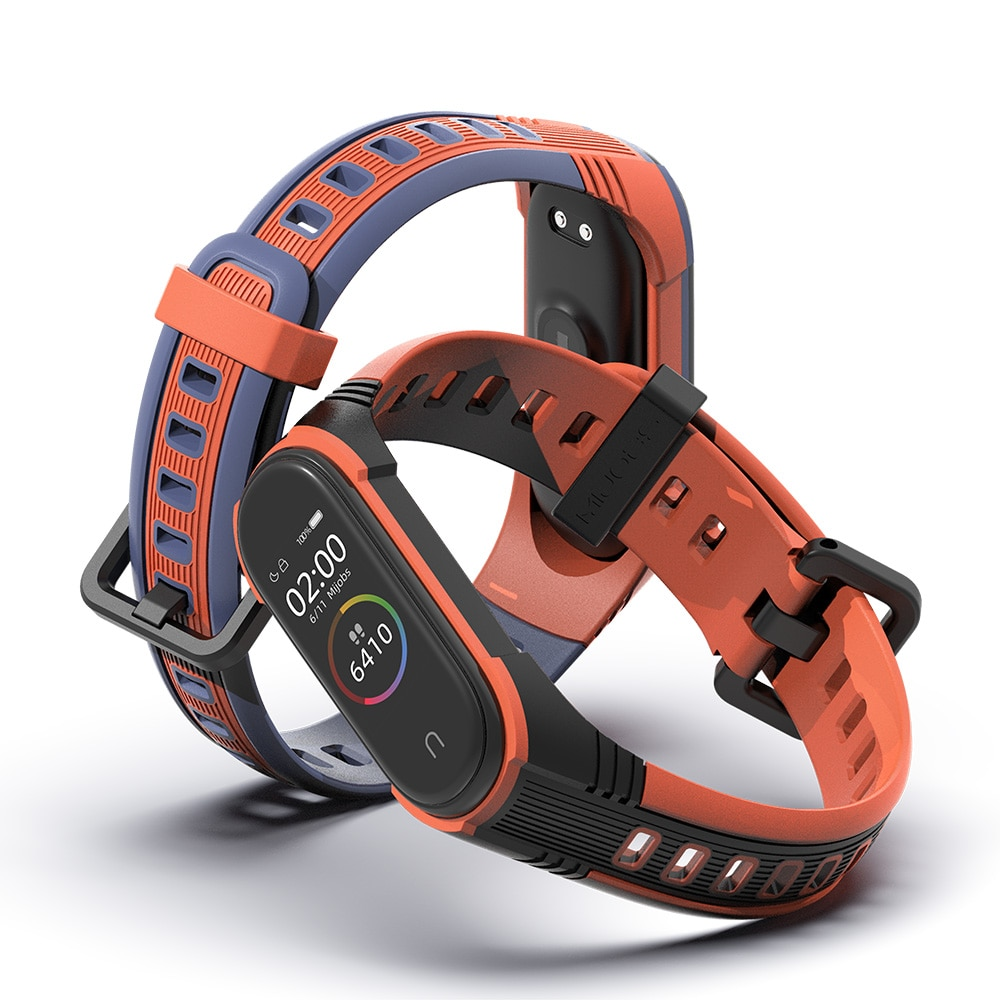 Mi Band 4 Strap New Style X Strap For Xiaomi Mi Band 3 Sport Silicone Bracelet For Xiaomi Mi Band3 Smart Watch Bracelet