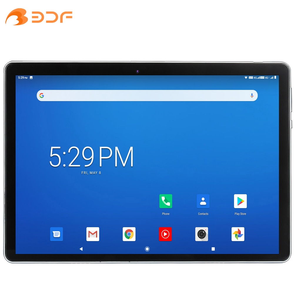 Планшетный ПК, 2021 дюйма, Android 10,1, Восьмиядерный, 3G, 4G, LTE, две SIM-карты, телефонные звонки, GPS, Wi-Fi, Bluetooth, Google Play, 10 дюймов, 9,0