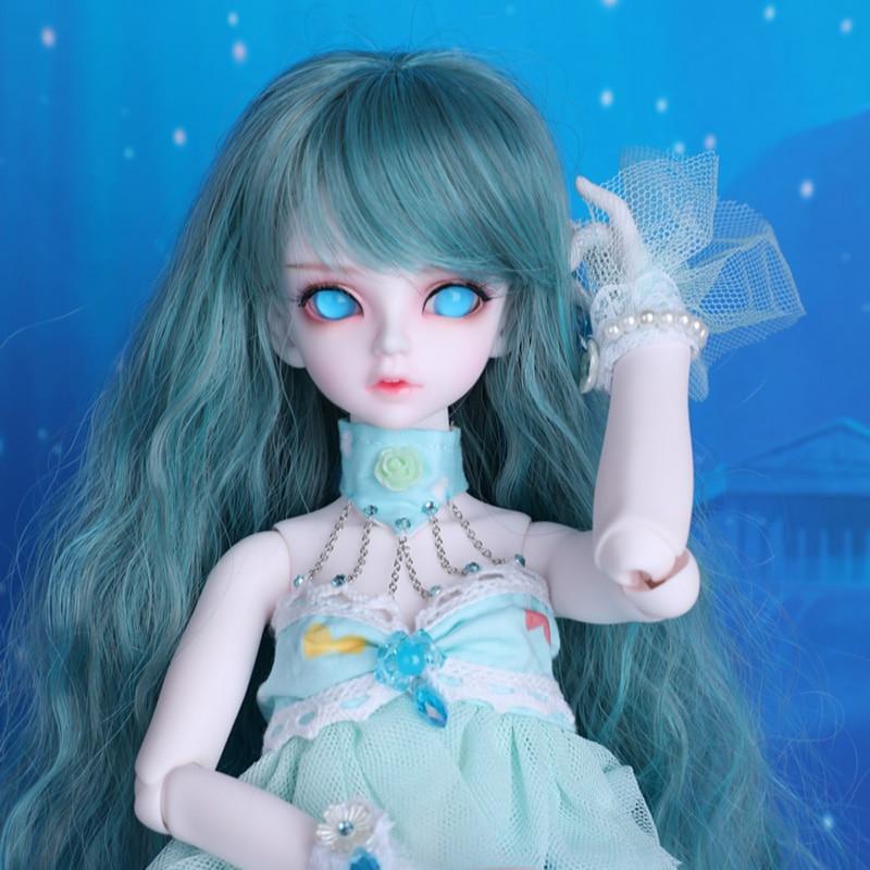 BJD / SD doll 1 / 4 doll baby gift