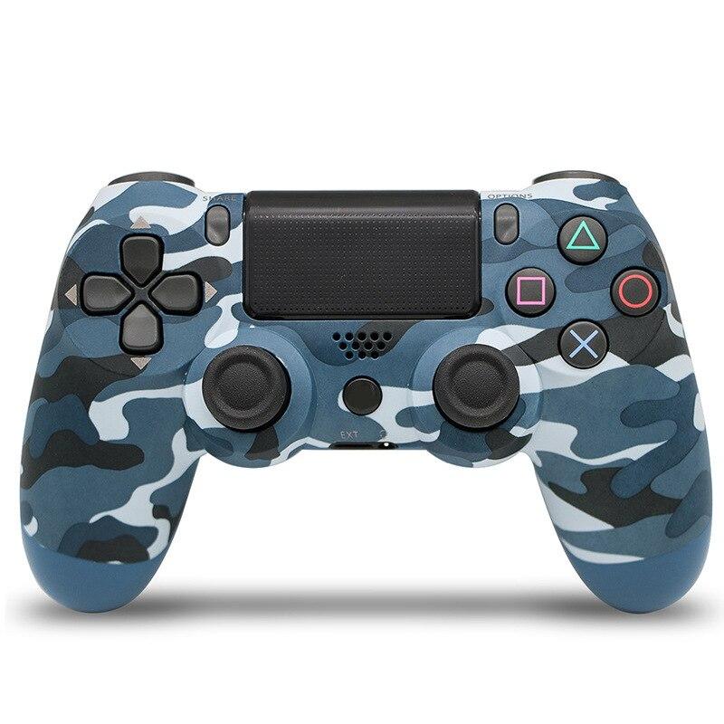 Mando de juegos para PS4 con Bluetooth y mango inalámbrico, Joystick para Pc, Control de Mando de juegos