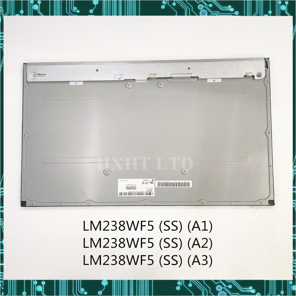 """Original 23,8 """"LM238WF5 SSA1 LM238WF5 SSA2 LM238WF5 SSA3 pantalla táctil LCD FHD para DELL P2418HT funcionamiento"""