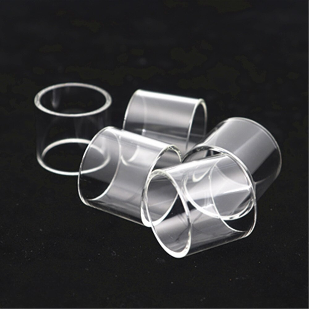 5PCS FATUBE Glass Tube for Wotofo Profile RDTA Pyrex Glass tank 6.2ml Cigarette accessories enlarge
