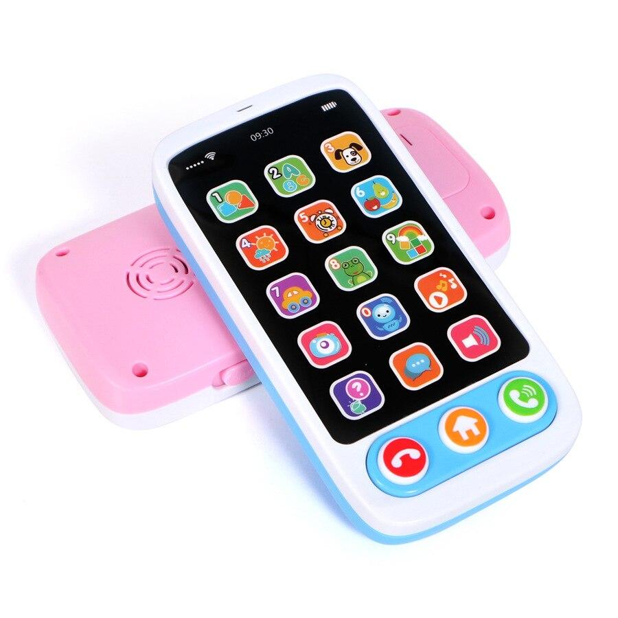 Английская музыка моделирование обучения светильник игрушка мобильный телефон музыка мыльных пузырей Ранние обучающие игрушки для мобиль...
