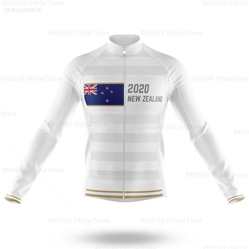Jersey de Ciclismo para Hombre, equipo de Ciclismo profesional de Nueva Zelanda,...