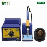 110V/220V Anti Static Temperature Adjustable Lead-free Automatic BGA SMD Rework Soldering Station BST-936