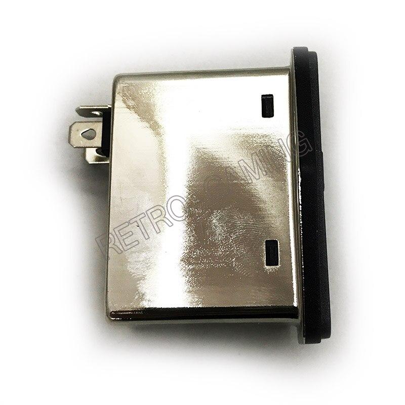 Filtro EMI para máquina de Arcade, 10A, 115/250 V, CA presa di...